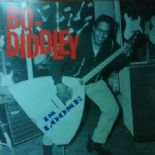 BO DIDDLEY - IS LOOSE - FANTASTIC UNRELEASED 50s TRACKS LP